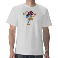Muppets Animal Disney Tee Shirt from Zazzle.com