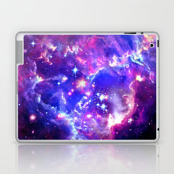 Galaxy Laptop & iPad Skin by Matt Borchert