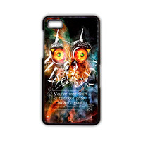 Amazing Nebula Pretty Star  Forming Legend Of Zelda For Blackberry Z10/Blackberry Z30/Blackberry Q10 Phone case ZG