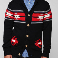 3rd & Army Izzy Shawl Cardigan - Urban Outfitters