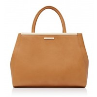 Kendall Tote Bag Camel - Womens Fashion | Forever New