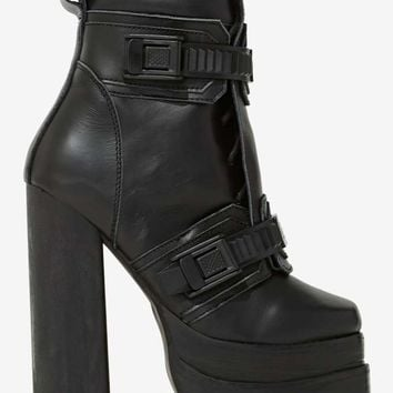 Jeffrey Campbell Diverse Leather Boot