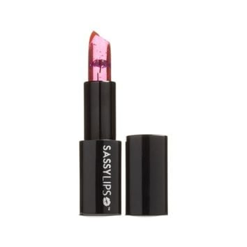Sassy Lips When the Night Is Young Color Change 2-in-1 Lipstick & Lip Gloss | Nordstrom