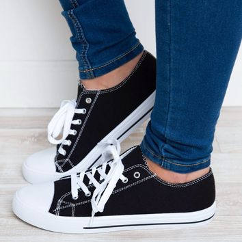 Kendall Sneakers - Black