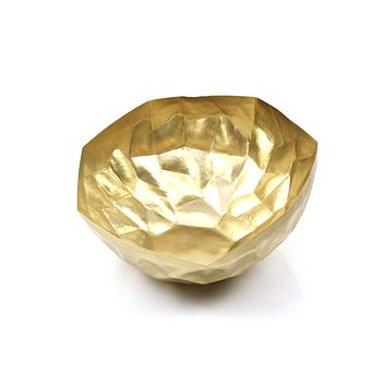 Faceted Bowl - Large
