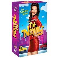 The Nanny Complete Series (DVD)
