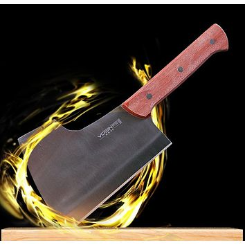 Stainless steel Kitchen Knives Cooking Tools Boning Knives bone chopping meat cutting melon slicing fruit peeling in hotel