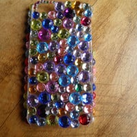 Rhinestone iPhone and Samsung Galaxy Phone Case