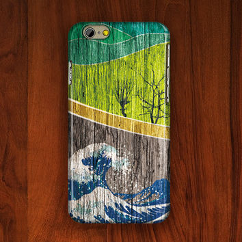 idea iphone 6 case,color wood wave iphone 6 plus case,art design iphone 5c case,Creative iphone 4 case,4s case,vivid iphone 5s case,new design iphone 5 case,gift Sony xperia Z1 case,old wood painting sony Z case,Z2 case,Z3 case,Galaxy s4,s3,s5 case