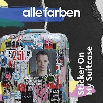 Alle Farben - Sticker On My Suitcase [Import] - (Germany - Import) (Vinyl)