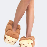Plush Stuffed Animal Slippers