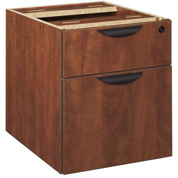 Legacy Box File Pedestal- Cherry