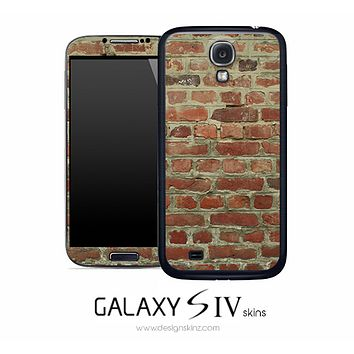 Brick Wall Skin for the Galaxy S4
