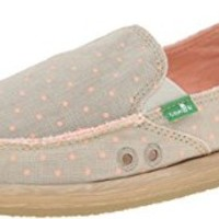 Sanuk Women's Hot Dotty Slip- On Shoe