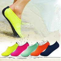 Summer New Chaussure Femme Women Water Shoes Aqua Slippers for Beach Slip On Waterpark Sandals Sandalias Mujer