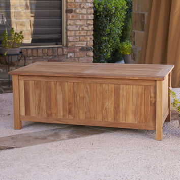 Teak Storage Box by Southern Enterprises