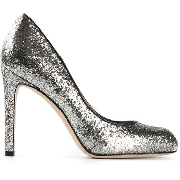 Marc By Marc Jacobs glitter pumps