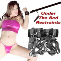 Bed Restraints Bondage Set