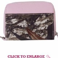 SPG's Browning Women's Camo Coin Purse