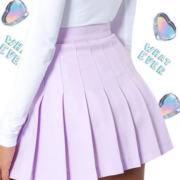 pleated school skirts from Kokopie