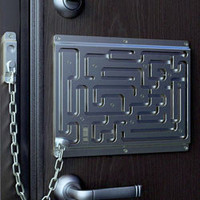 ThinkGeek :: Defendius Labyrinth Security Lock