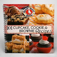 Gooseberry Patch ''101 Cupcake, Cookie and Brownie Recipes'' Cookbook