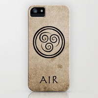 Avatar Last Airbender - Air iPhone Case by briandublin | Society6
