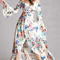 Selfie Leslie Floral Print Dress
