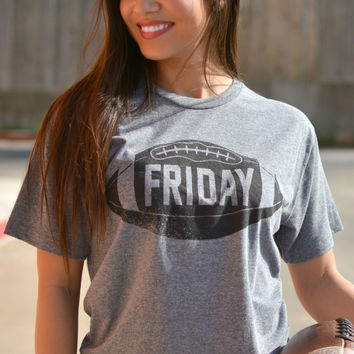Friday Football Tee