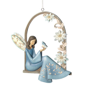 Angel`s Arbor Wall Plaque