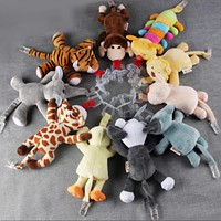 Cuddly Animal Pacifier