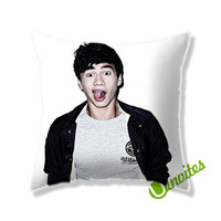 Calum Hood (2) Square Pillow Cover