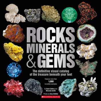 Rocks, Minerals, and Gems