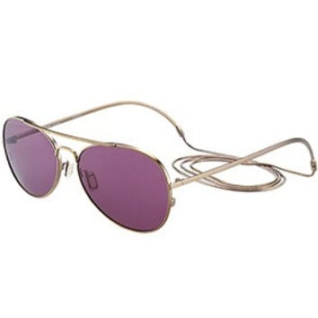 Ksubi Aviator Purple Lens Sunglasses 307767