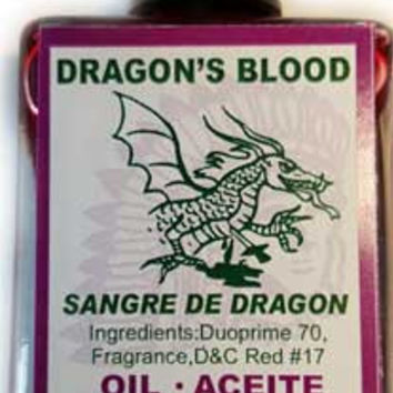Dragons Blood Essence Oil