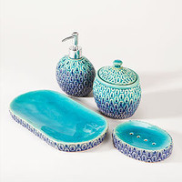 Peacock Bath Accessories | Bathroom| Bed & Bath | World Market
