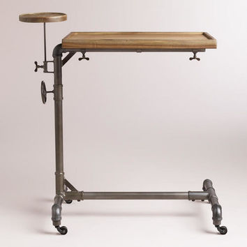 Adjustable Laptop Table - World Market