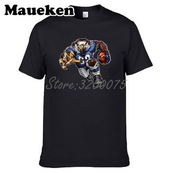 Men Strong Sinister Seahawk T-shirt Clothes T Shirt Men's for Seattle fans gift o-neck tee Comic Cartoon W0307003