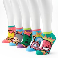 Marvel 5-pk. Ankle Socks - Women