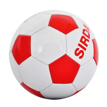 Durable Training and Playing Soccer Ball with a Pump for Youths, Size 4