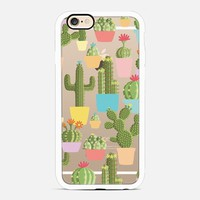 cactuses iPhone 6 case by Sara Eshak | Casetify