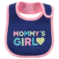 Mommy's Girl Teething Bib