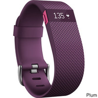 Fitbit Charge HR Wireless Activity Wristband- Large | Overstock.com Shopping - The Best Deals on Fitness Bands & Sleep Trackers