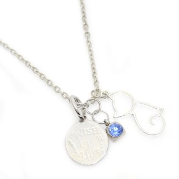 Customize Your Cat Lover's Necklace-Add Additional Charms
