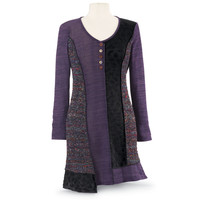 Purple Heather Dress - Women's Clothing & Symbolic Jewelry – Sexy, Fantasy, Romantic Fashions