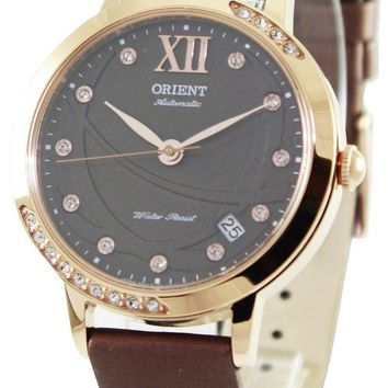 Orient Fashionable Automatic Crystals ER2H002T Women's Watch