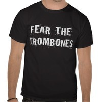 Funny Trombone Tee Shirts from Zazzle.com