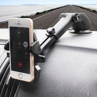 mount with magnetic one step mounting technology best cell phone holder for your car compatible with all phones 2