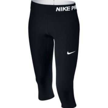 Nike Girls' Pro Cool Capris | DICK'S Sporting Goods