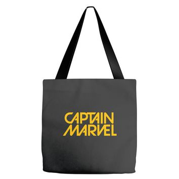 captain marvel 6 Tote Bags